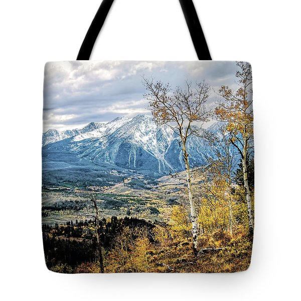 Colorado Autumn Tote Bag by Jim Hill