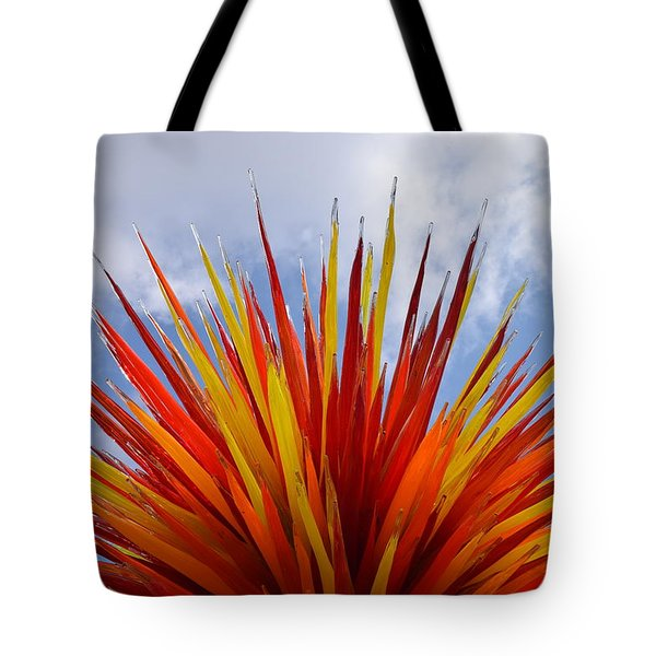 Colorado By Dale Chihuly Tote Bag