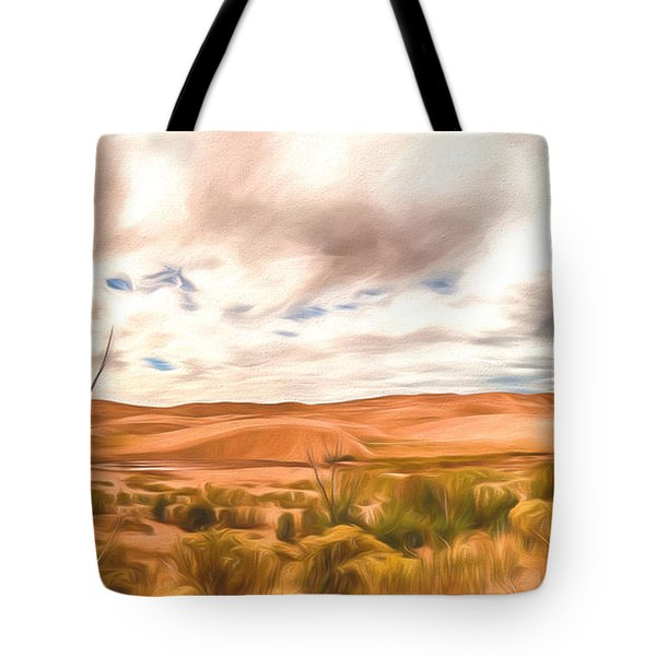 Colorado Dunes Tote Bag