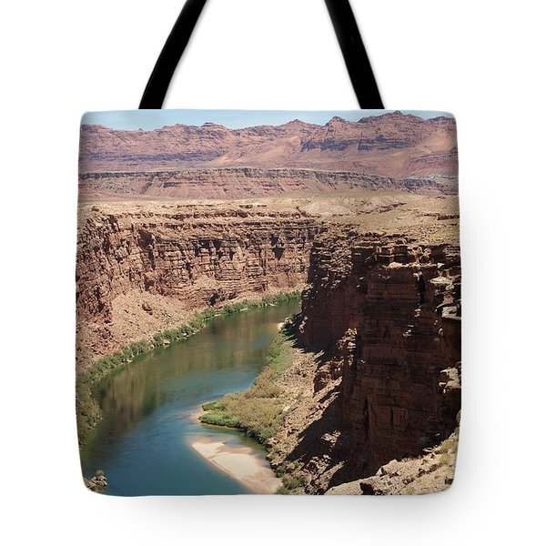 Colorado Red Tote Bag