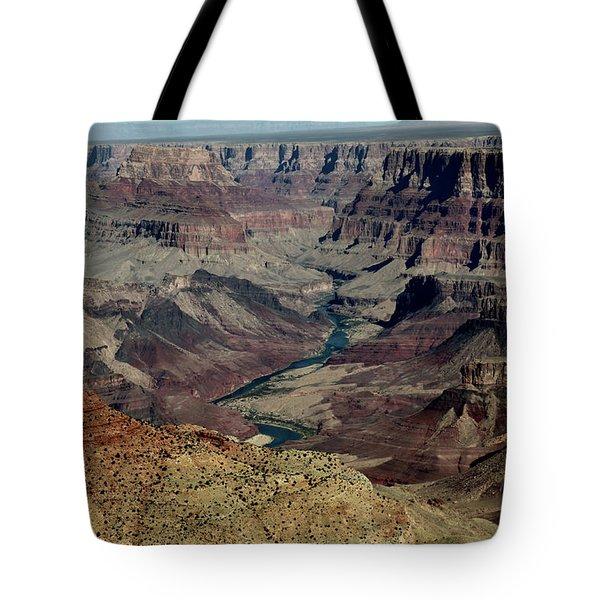 Colorado River, Grand Canyon Tote Bag