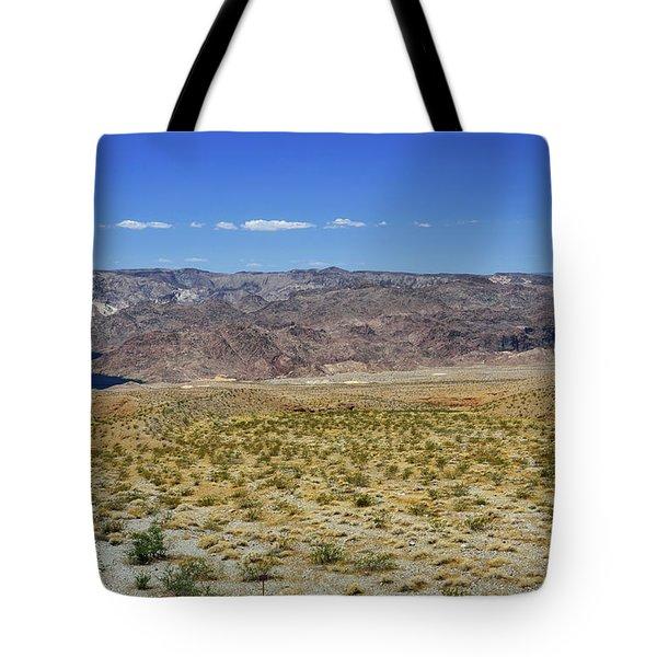 Colorado River In Arizona Tote Bag by RicardMN Photography