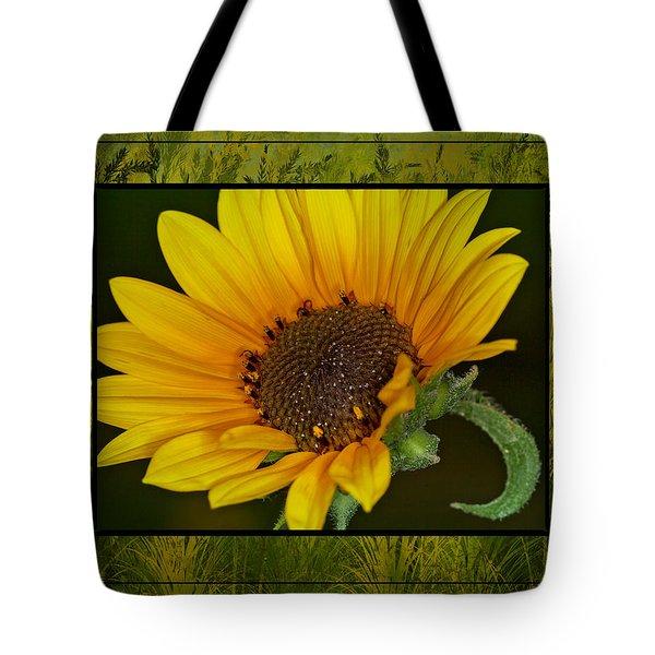 Colorado Sunflower Tote Bag
