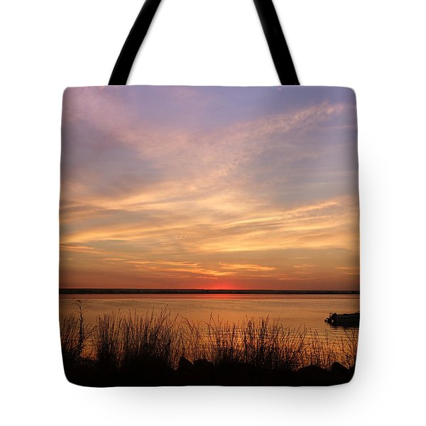 Colorado Sunrise Tote Bag