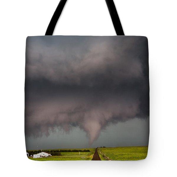 Colorado Tornado 2 Tote Bag