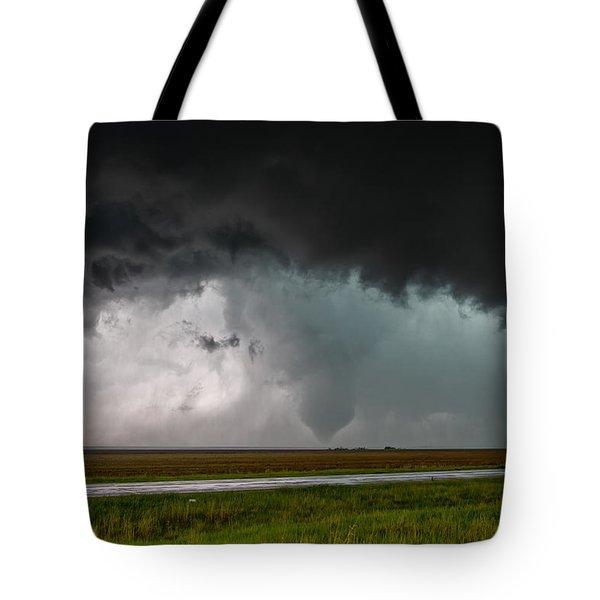 Colorado Tornado Tote Bag