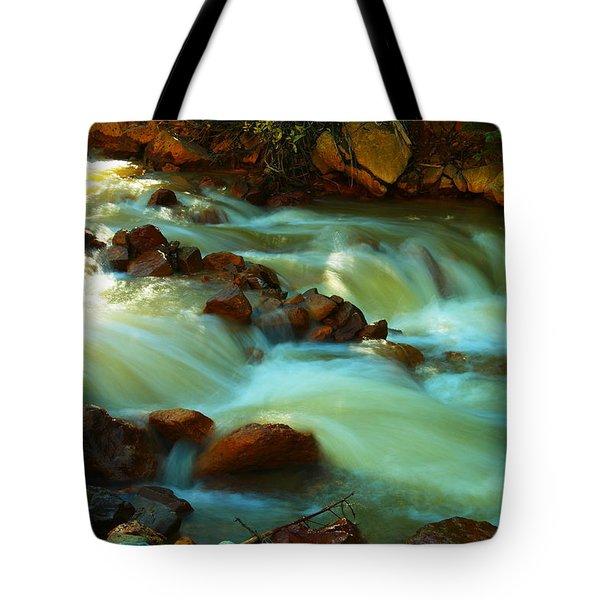 Colorado Water Tote Bag
