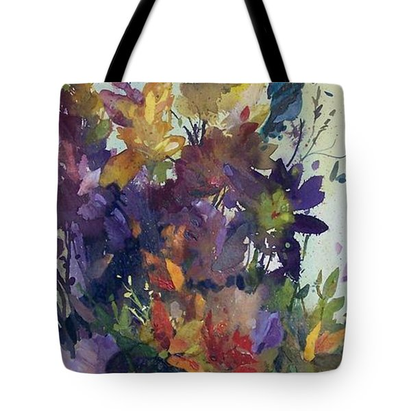 Colorburst Tote Bag