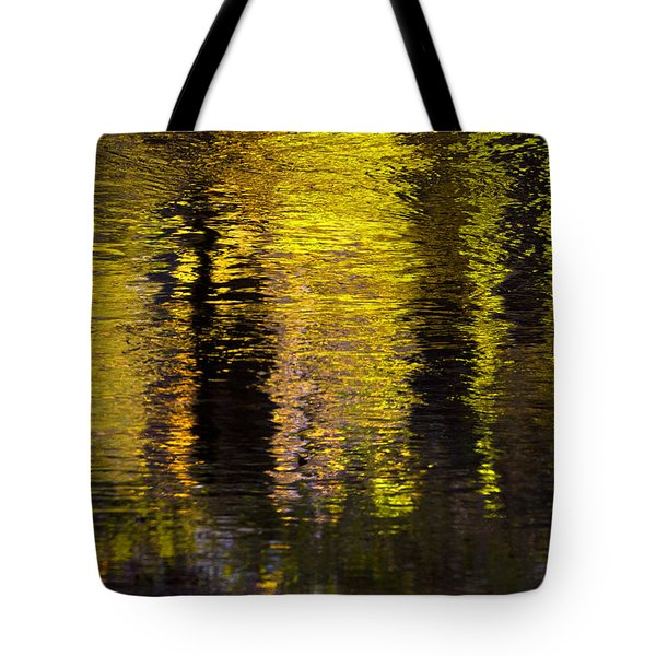 Colored Reflections Tote Bag
