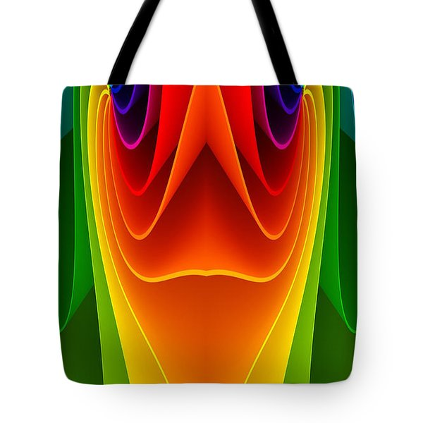 Colorful 3a Tote Bag by Bruce Iorio