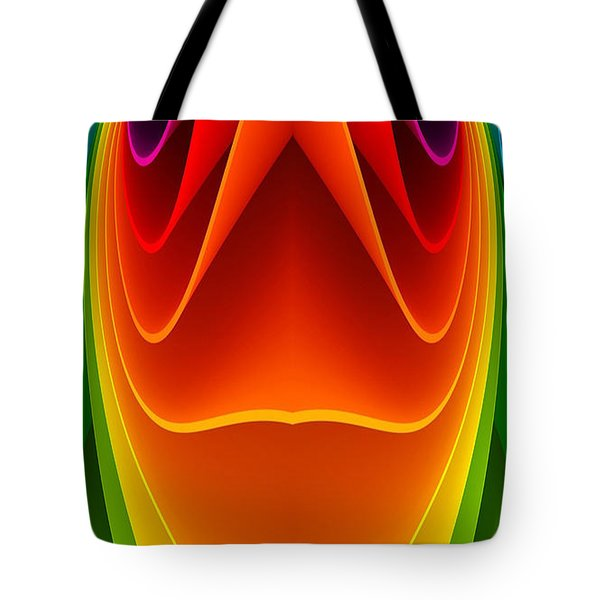 Colorful 3a1 Tote Bag by Bruce Iorio