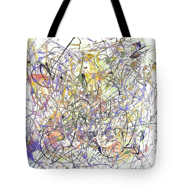 Colorful Blog Tote Bag