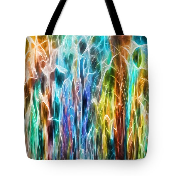 Colorful Connection Tote Bag