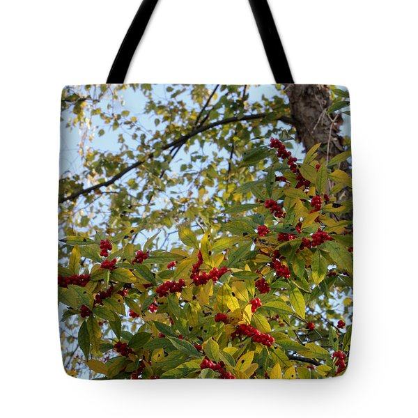 Tote Bag featuring the photograph Colorful Contrasts by Deborah  Crew-Johnson