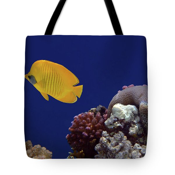 Colorful Coralreef Tote Bag