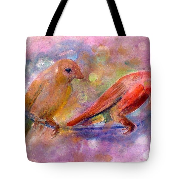 Colorful Day Tote Bag