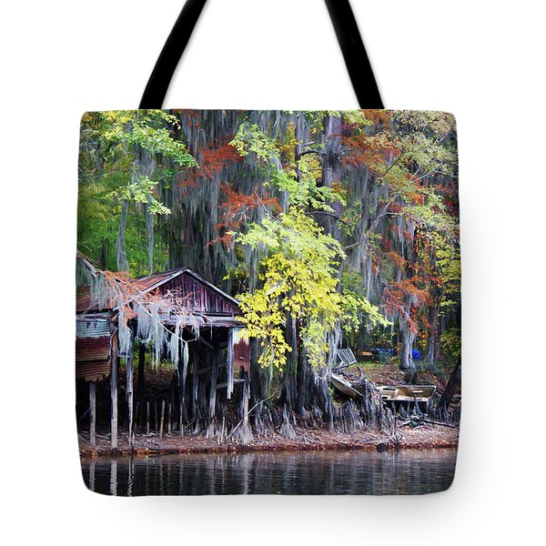 Colorful Drought Tote Bag