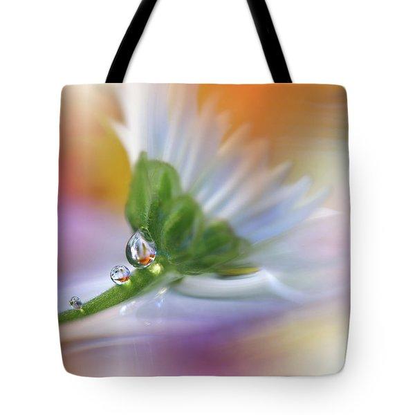 Colorful Explosion... Tote Bag by Juliana Nan
