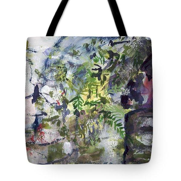 Colorful Foliage Tote Bag