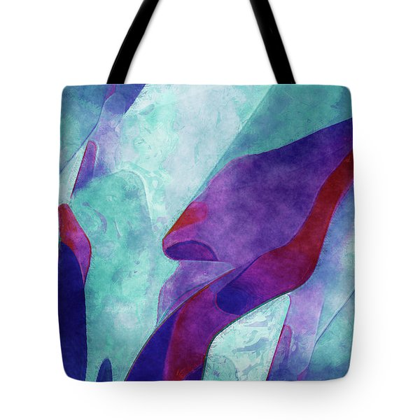 Colorful Form Tote Bag