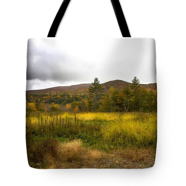 Colorful In The Rain Tote Bag