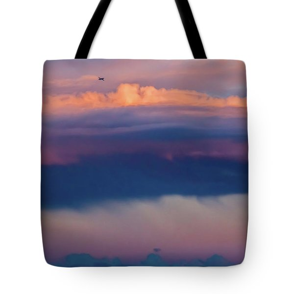 Colorful Journey Tote Bag