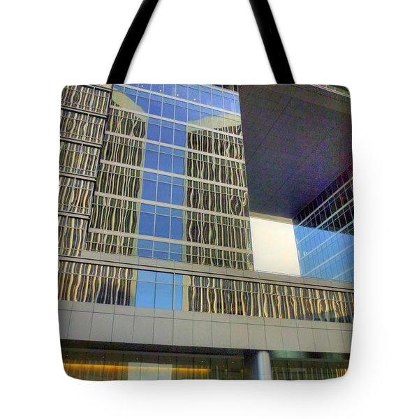Colorful La Tote Bag