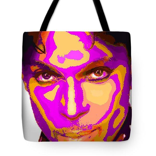 Colorful Prince - Purple Tote Bag