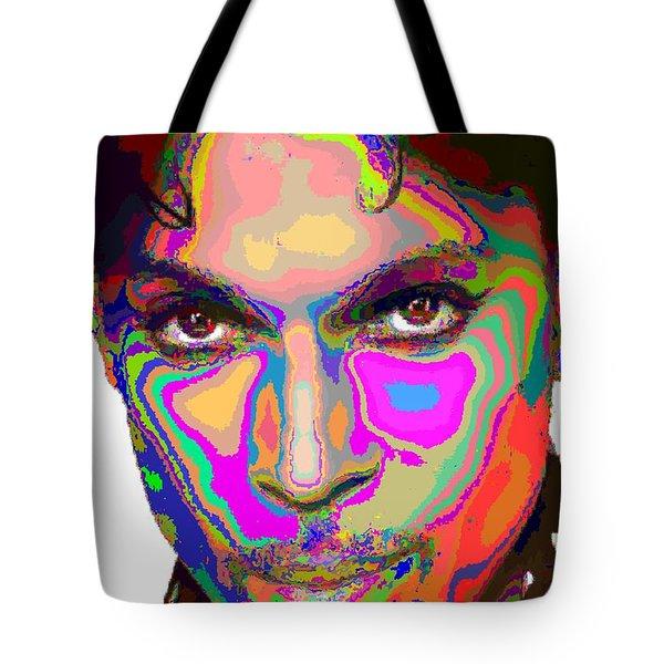 Colorful Prince Tote Bag