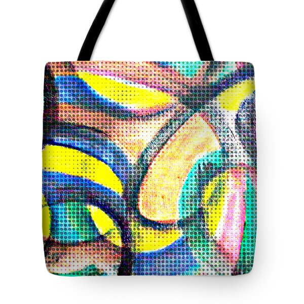 Colorful Soul Tote Bag