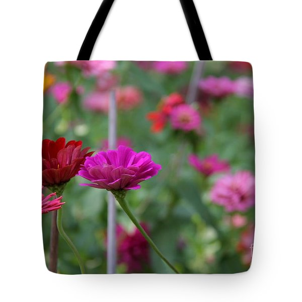 Colorful Summer Tote Bag