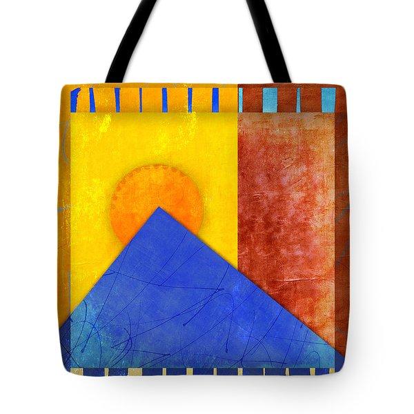 Colorgraph Tote Bag