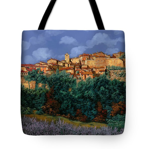 colori di Provenza Tote Bag by Guido Borelli