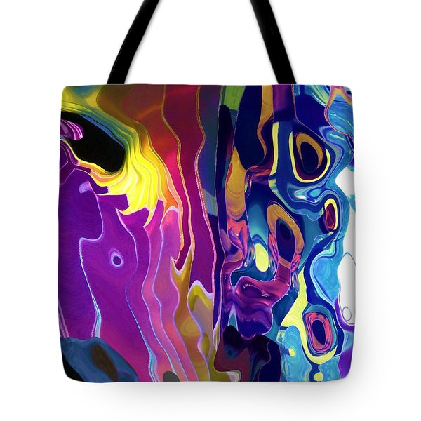 Colorinsky Tote Bag