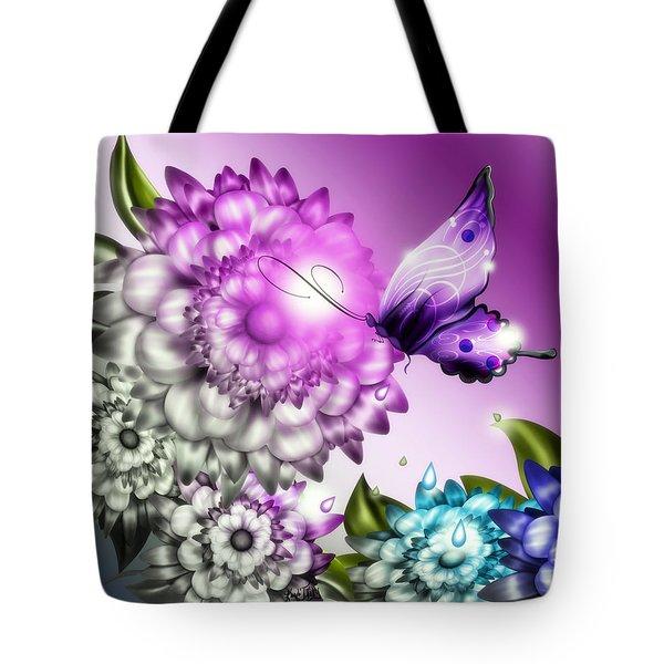 Colorizer Tote Bag