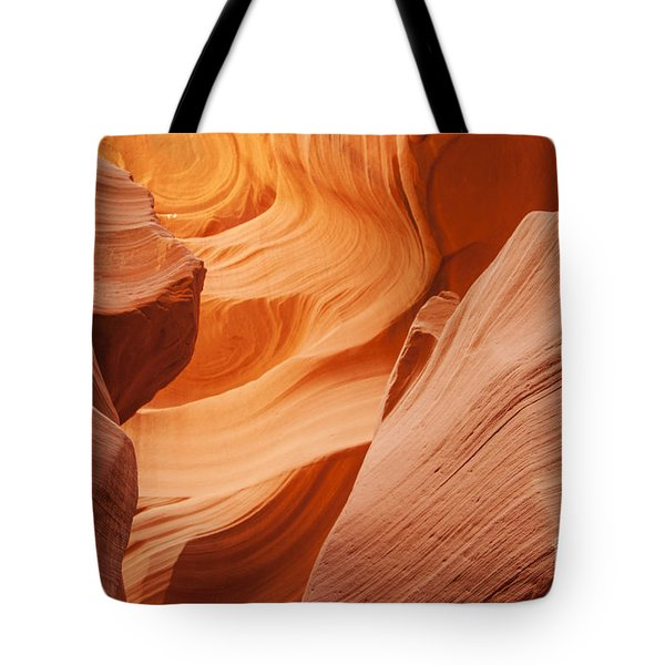 Colors Abound In The Canyon Tote Bag