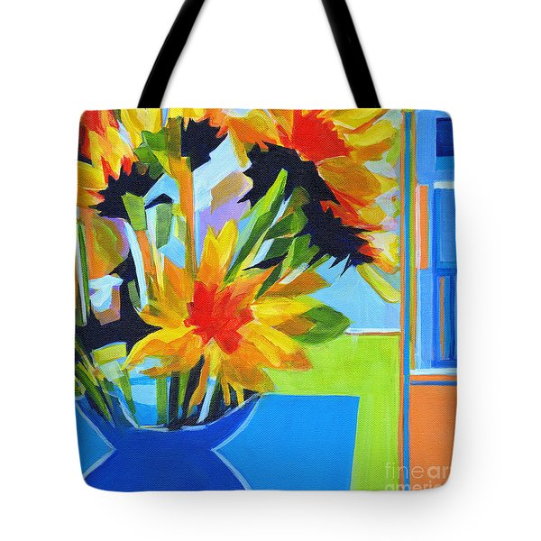 Colors Always On My Mind Tote Bag
