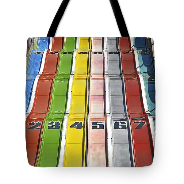Colors Are A Photographers Life Tote Bag by Christine Till