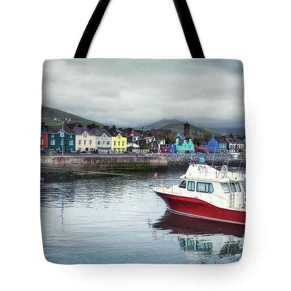 Colors Of A Cloudy Day Tote Bag