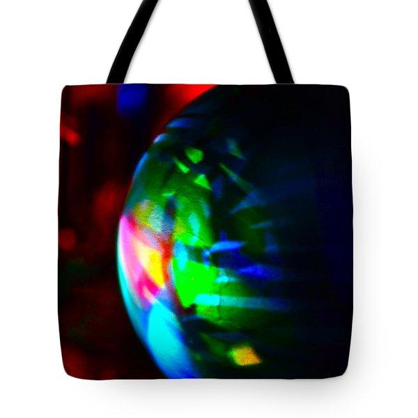 Colors Of Christmas Tote Bag