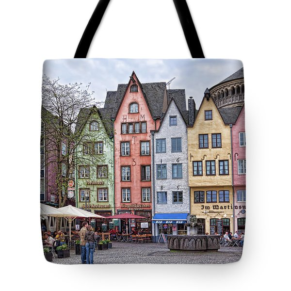 Colors Of Germany Tote Bag