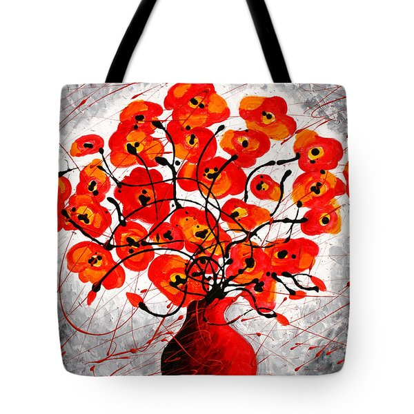 Colors Of Love Tote Bag
