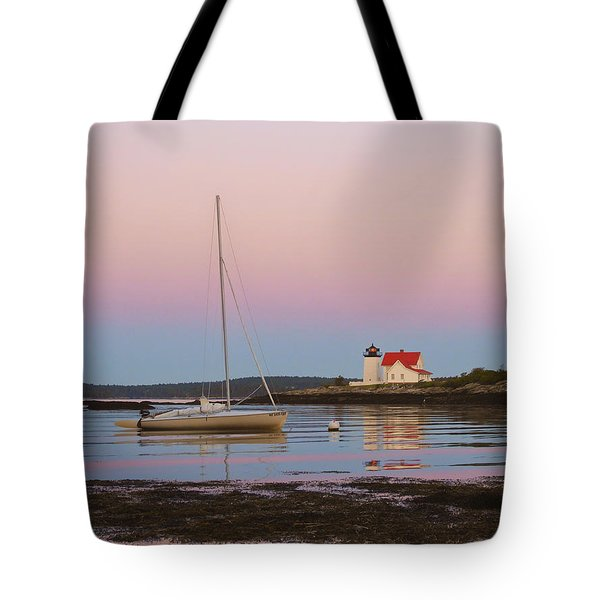Colors Of Morning Tote Bag