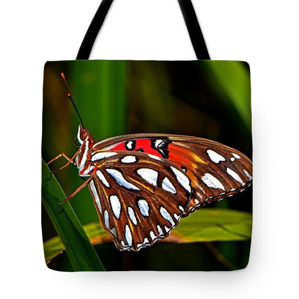 Tote Bag featuring the photograph Colors Of Nature - Natures Tapestry by George Bostian
