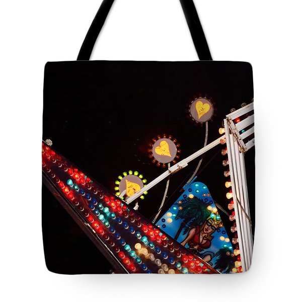 Colors Of The Fair 4 Tote Bag
