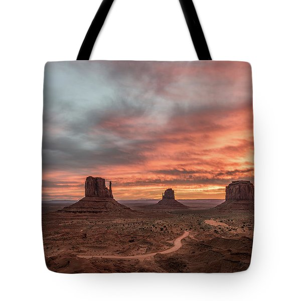 Colors Of The Past Tote Bag by Jon Glaser
