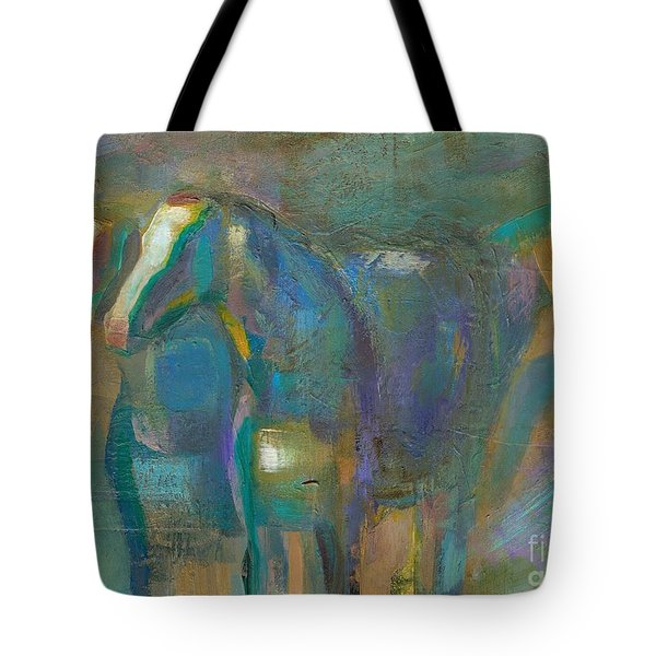 Colors Of The Southwest Tote Bag by Frances Marino