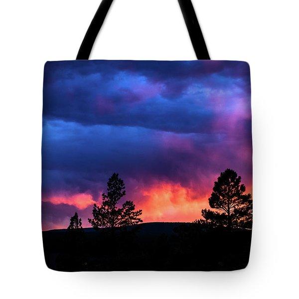 Colors Of The Spirit Tote Bag