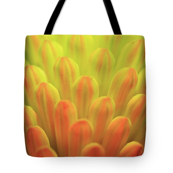 Colors Of The Sun Tote Bag