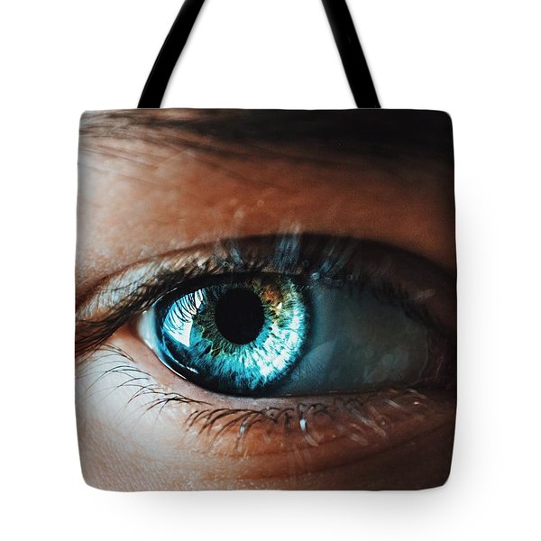 Tote Bag featuring the photograph Colors by Parker Cunningham